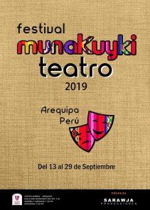 Munakuyki 2019  Festival de Teatro