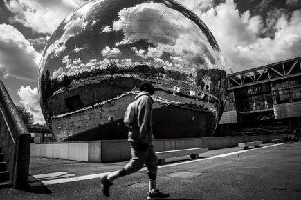 "Serie fotográfica ""París Quotidien"" de J. Segura"