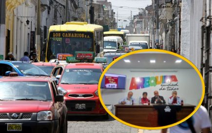 «Un día sin auto»: Campaña de la MPA para reducir tráfico