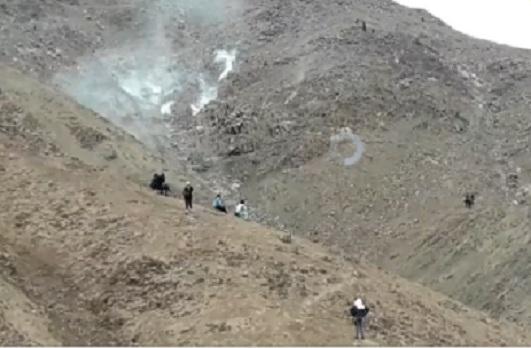 enfrentamiento por proyecto minero Tía María