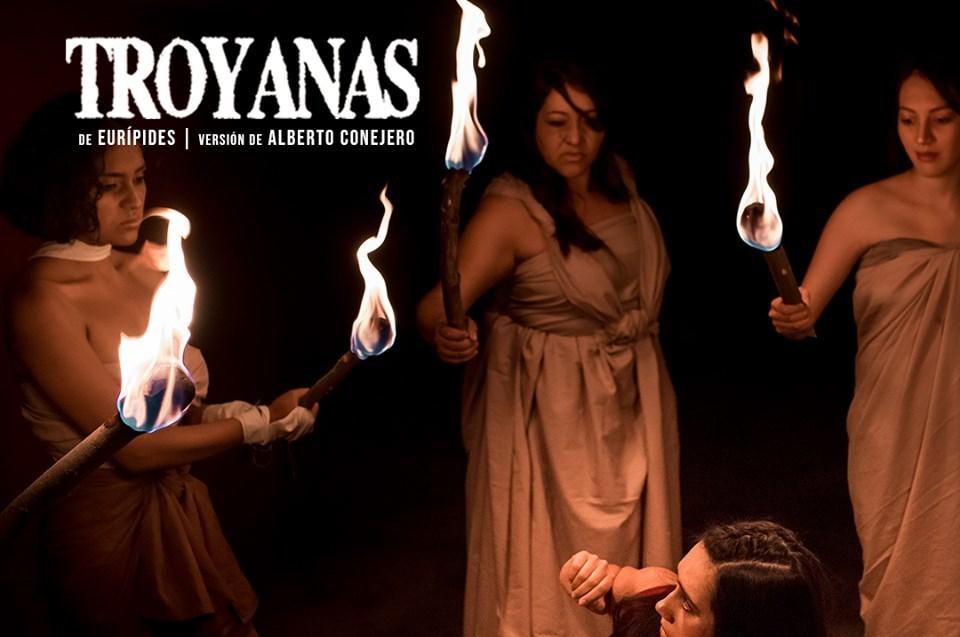 Troyanas - Artescénica