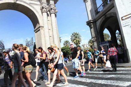 Gerencia de Turismo instala Red de Protección al Turista ante conflictos sociales