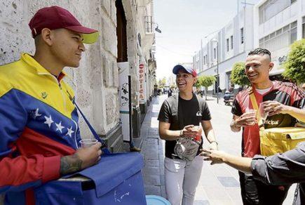 Arequipa es la ciudad con mayor discriminación a venezolanos en el Perú