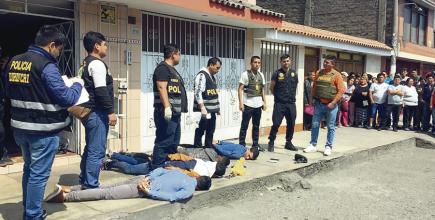 Arequipa: GRA solo ejecutó el 18.7% de presupuesto para reforzar seguridad