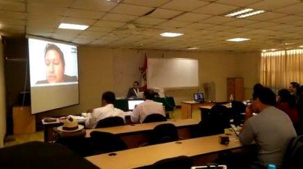 """Perito en juicio a Omar Candia: """"sistema de vigilancia no servía"""""""