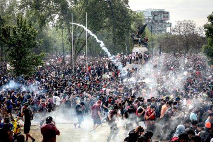 Las grietas del milagro chileno