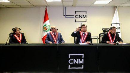 Financistas de partidos, proveedores del Estado y polémicos abogados buscan JNJ