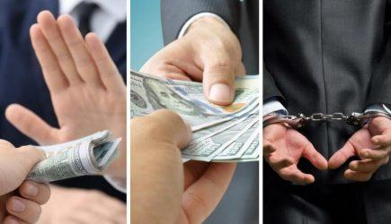 ¡Cuidado! la corrupción, puede ser un trastorno de la personalidad