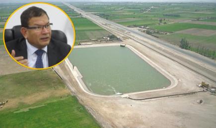 Ministro de Agricultura anuncia se firmará la adenda 13 de Majes – Siguas II
