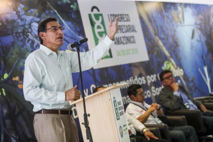 Vizcarra: «La disolución del Congreso fue un acto constitucional y democrático»