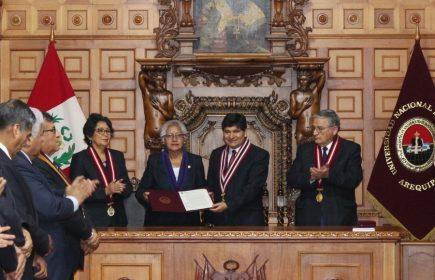 UNSA: Rector de acuerdo con cierre del Congreso por escaso apoyo universitario