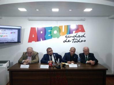 Municipalidad provincial invertirá 12 millones de soles en 90 paraderos del SIT