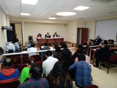 Tía María: Postergan para marzo juicio oral en contra de 16 dirigentes