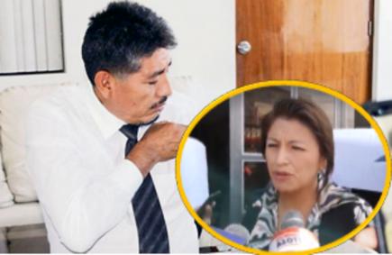 Mariano Melgar: esposa del alcalde asegura que su hija también sufrió maltratos