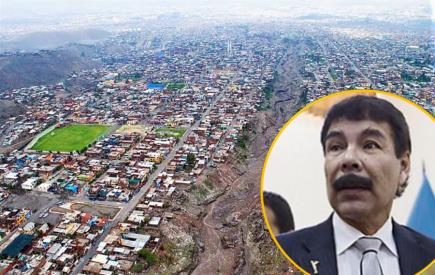 Arequipa: Piden 10 años contra Alfredo Zegarra por direccionar PDM