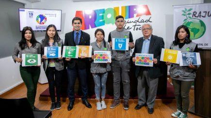 Millennials arequipeños al rescate del medio ambiente y el desarrollo sostenible