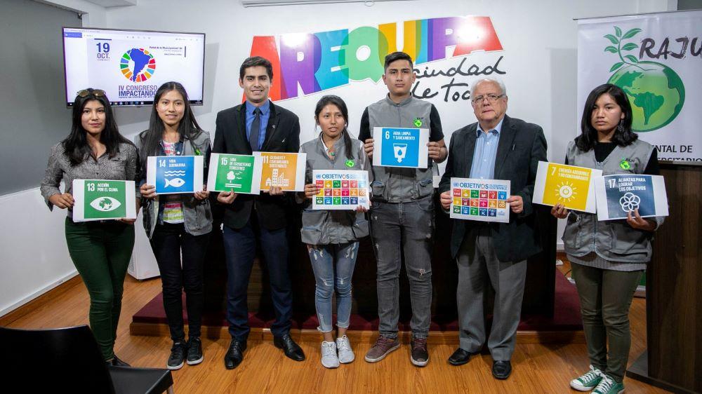 arequipa millennials medio ambiente desarrollo sostenible