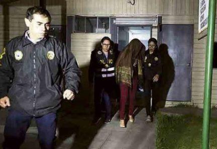 Funcionaria de confianza de Autodema es detenida por exigir S/500 a trabajadora