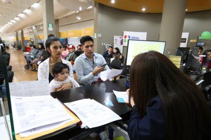 Renta Joven: 750 familias se inscribieron en el primer día