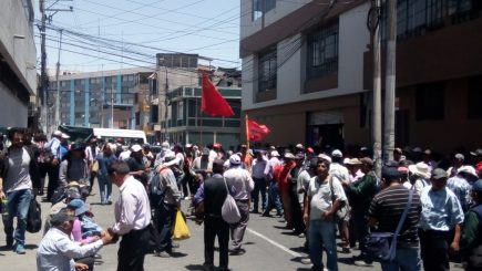 Arequipa: Construcción Civil exige que MPA cumpla con aumentar obras