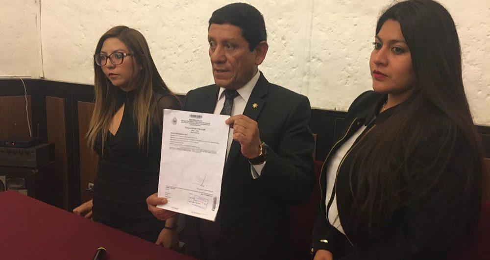 arequipa majes siguas adenda 13 denuncia fiscalia investigacion preparatoria