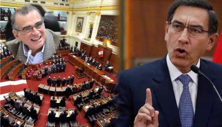 Tribunal Constitucional admite demanda contra disolución del Congreso