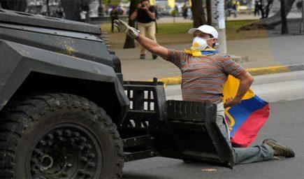 Cinco muertos durante crisis política en Ecuador por eliminación de subsidios