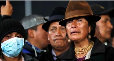 Ecuador: subsidios con sangre