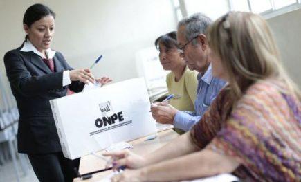 Aprueban Decreto de Urgencia para facilitar elecciones congresales 2020