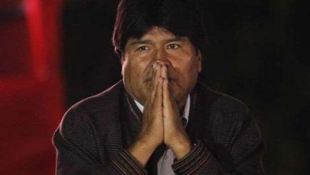 Así ha caído el apoyo a Evo Morales en sus 13 años en el poder