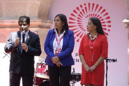 Bicentenario 2021: Flor Pablo anuncia reducción de las brechas en Educación