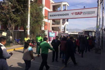 Arequipa: ¿Qué filiales universitarias no alcanzarían licencia de Sunedu?
