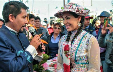Arequipa: Niegan postulación de esposa de Cáceres Llica al Congreso