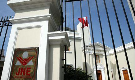 JNE no aplicará las últimas reformas para elecciones congresales del 26 de enero