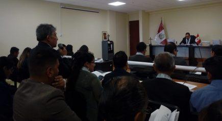Guillén: Juicio por el caso Arequipa – La Joya se posterga hasta diciembre