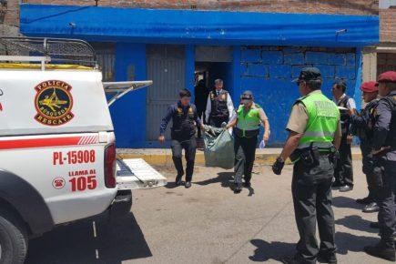 Feminicidio en Arequipa: asesinan a adolescente dentro de su vivienda