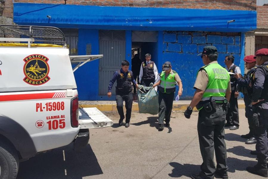 Arequipa: asesinan a adolescente dentro de su vivienda en Majes