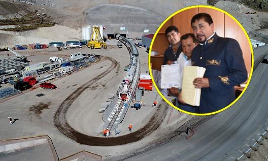 Elmer Cáceres Llica a favor de adenda 13 en Majes Siguas II