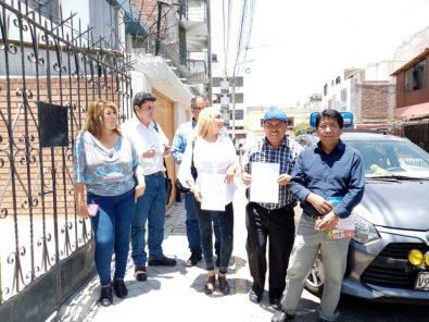 Militantes de APP en Arequipa renunciaron al partido de César Acuña