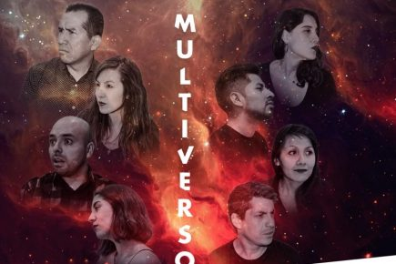 Multiverso: El nuevo formato de Ccalapata teatro