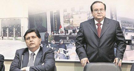 Luis Nava: Barata le entregó dinero a Alan García dentro de loncheras