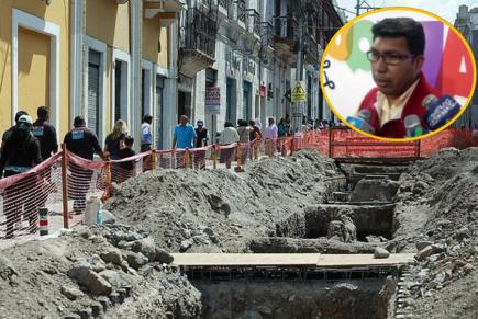 Arequipa: Cierre de calles y corte de agua en el Centro Histórico