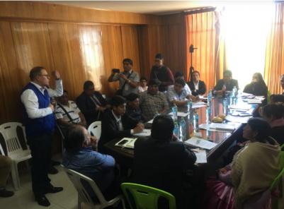 En Paucarpata aprueban sancionar con dureza los actos de discriminación