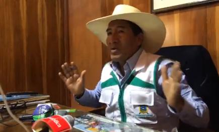 Tía María: Alcalde de Deán Valdivia prevé nuevas protestas y lamenta decisión (video)