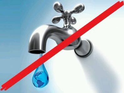 Arequipa: Cortes de servicio de agua escalonados por 5 días en 4 distritos