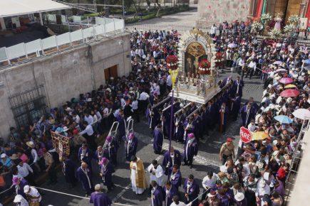 Señor de los Milagros: Conoce aquí el recorrido de las procesiones y misas