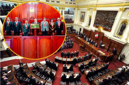 Tribunal Constitucional decidirá este 29 si admite demanda contra cierre del Congreso