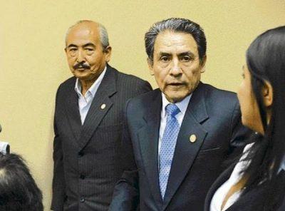 Sentencia contra exrectores de la UNSA se dictará este 12 de noviembre