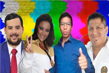 Troles y exvedettes presentan su candidatura al Congreso (VIDEO)