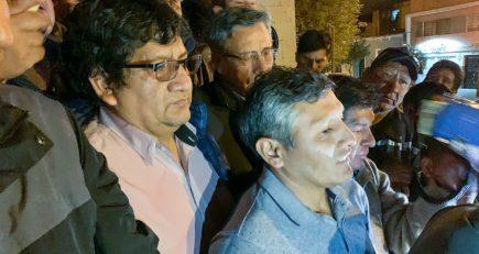 """Ladrillo Sindical del Sur: dirigentes de FDTA y Construcción Civil """"fortalecidos"""" tras liberación"""
